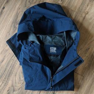 🌧️ 32 Degrees COOL ZipUp Proformance Rain Jacket